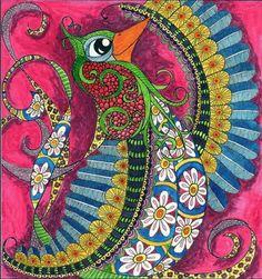 Bird 67, Marika's Phoenix