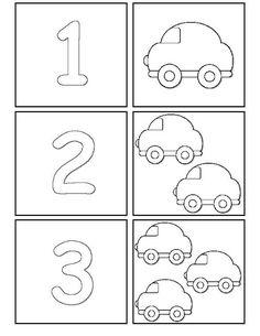 {Caterpillar Counting Freebie} Common Core Math for Kindergarten Senses Activities, Preschool Learning Activities, Preschool Activities, Kids Learning, Numbers Preschool, Learning Numbers, Kindergarten Math Worksheets, File Folder Games, Kids Education