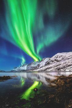 Aurora Borealis in Norway | sinueserra1