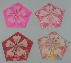 桜(たとう) | 折り紙の楽しみ