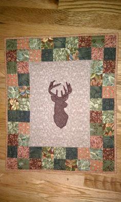 deer quilt                                                                                                                                                                                 More