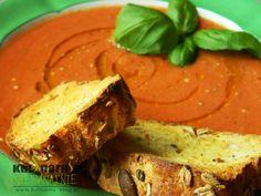 Gazpacho – chłodnik z pomidorów