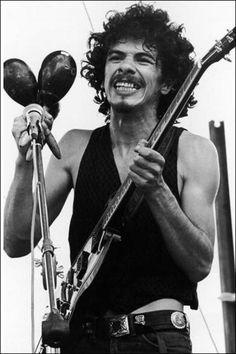 Carlos Santana - (Woodstock 1969)