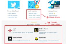 Example 7 – Twitter - Home Page