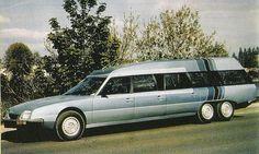 CX Tissier 7 portes & 6 roues Neuve