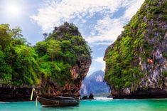 Krabi : une des plus belles destinations de Thaïlande
