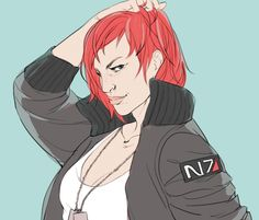 Mass Effect, Commander Shepard, Dragon Age, Doodles, Anime, Sirens, Video Games, Artsy, Cosplay