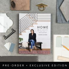 upcoming design book, Homebody, helps you navigate and identify your personal style to create a space that reflects your… Magnolia Book, Magnolia Homes, Magnolia Market, The Body Book, The Book, Joanna Gaines House, Chip And Jo, Create Space, Home Decor Trends