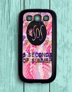 5 Second Of Summer Logo Inspired Samsung Galaxy S3 | Samsung S3 Case