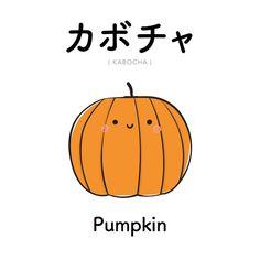 [229] カボチャ | kabocha | pumpkin