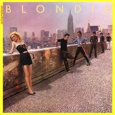 Blondie (Album) - Autoamerican - 1980 http://www.rip-her-to-shreds.com - another 45 I wore out.