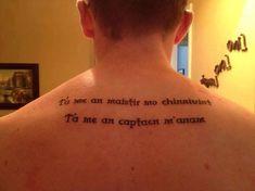 25 Best Gaelic Tattoo Nightmares images in 2019 | Irish