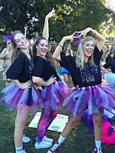 Clemson ADPi - Bid Day 2015 - ADPi is Out of This World!