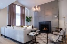The Property Brothers Reveal One Room You Don't Even Realize Is on Your Wish List Fireplace Surrounds, Fireplace Design, Property Brothers Designs, Building A Treehouse, Master Bedroom Closet, Interior Decorating, Interior Design, Renting A House, Home Buying