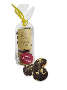 Cookies de Chocolate con naranja sin gluten