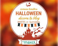 HALLOWEEN: Guirnaldas para decorar tu #web o #blog ¡Gratis! http://www.maxcf.es/halloween-guirnaldas-decorar-web-blog-gratis/