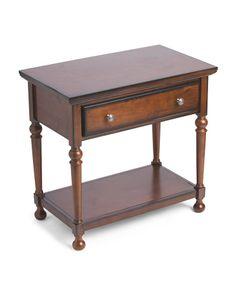 Antique+Mahogany+Console+Table
