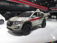 #Nissan keeps Star Wars fun going at Montreal Auto Show | Car News | Auto123