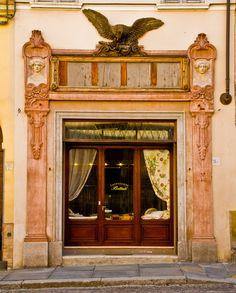 Negozio di stoffe | Parma