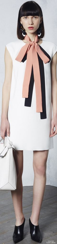 Paule Ka Pre-Fall 2016  women fashion outfit clothing style apparel @roressclothes closet ideas
