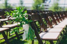 California rustic chic wedding