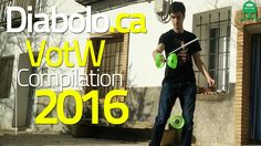 AWESOME DIABOLO - Diabolo.ca VotW compilation 2016