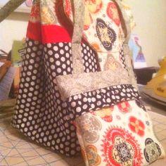 Purse and snap bag