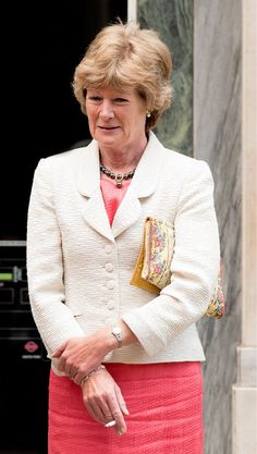 Prince Harry attends his cousin's wedding in London - Photo 2 | Celebrity news in hellomagazine.com Lady Sarah McCorquodale, sister of Princess Diana