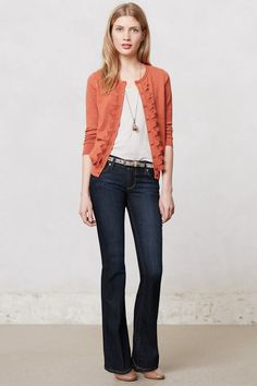 Paige Skyline Boot Petite Jeans - Anthropologie.com