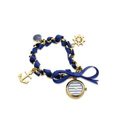 Námořnický náramek s hodinkami