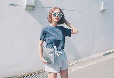 shirt + shorts