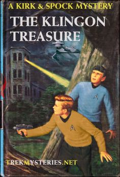 Trek Mysteries | Your Imagination At Light Speed!