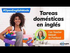 Open English - Clases Gratis de inglés- En vivo - YouTube Youtube, Housekeeping, Homemaking, English Class, Hilarious, Youtubers, Youtube Movies
