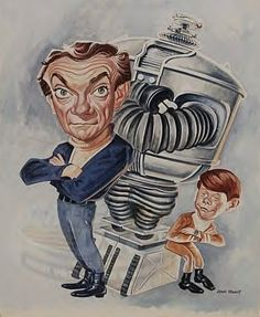 "Jonathan Harris, Robot, Billy Mumy: ""Lost in Space"""