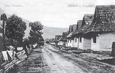 #GombášHubová #Liptov #Slovensko #Словакия #Slovakia Bratislava, Eastern Europe, Old Photos, Folk Art, Nostalgia, The Past, Times, Retro, Outdoor