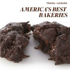 Cookies, cupcakes, and cake--oh my! Get your sweet fix at America's best bakeries.