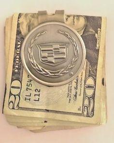 Cadillac Money Clip