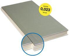 Comboprime Home - Isolatie en gipskarton in één handig paneel