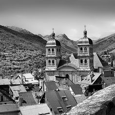Briancon, Hautes Alpes