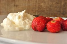 ... creme fraiche. This creamy cheese is salt free, so we recommend it to