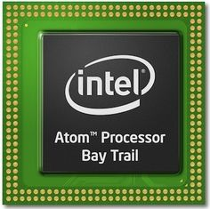 Intel detalla sus chips Z3000 Bay Trail: hasta el doble de potencia de CPU y el triple de GPU