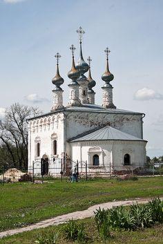 Входо-Иерусалимская церковь   by Pasha&Olya