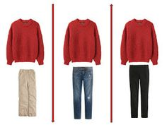 75/25: A Common Wardrobe, and Signature Red