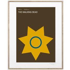 The Walking Dead by Albert Exergian