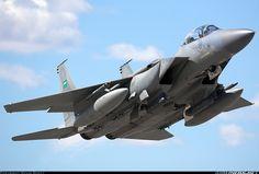 Boeing F-15S Strike Eagle (Саудовская Аравия)