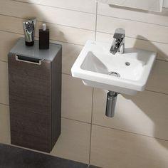 Villeroy & Boch Subway 2.0 Handwaschbecken weiß mit CeramicPlus