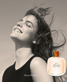 Sun di Gioia, the new Gioia fragrance by Giorgio Armani to reconnect with nature and feel joyful again.Sun di Gioia is an eau de parfum that captures the warmth of the Mediterranean sun. Radiant and f