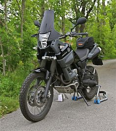 show us your XT660Z Tenere - Page 19 - ADVrider