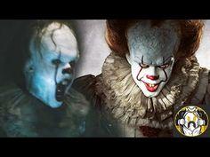 It New Trailer #2 (2017) Stephen King Thriller Movie HD - YouTube