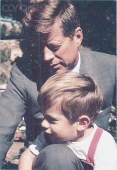 President John F Kennedy with his son John F Kennedy Jr., ca. 1961-1963, Washington, DC, USA. #jfk - #50thanniversary  ❤❁❤❁❤❁❤❁❤❁❤ http://en.wikipedia.org/wiki/John_F._Kennedy_Jr.  http://en.wikipedia.org/wiki/John_F._Kennedy
